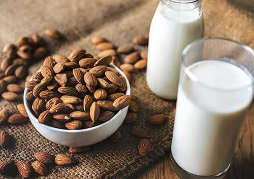 is almond milk bad for cats?