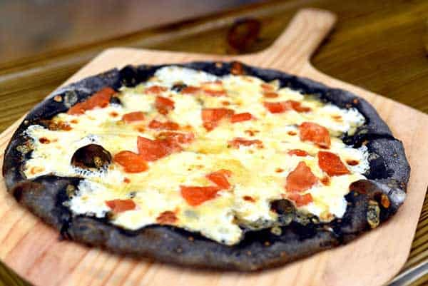 Black Pizza