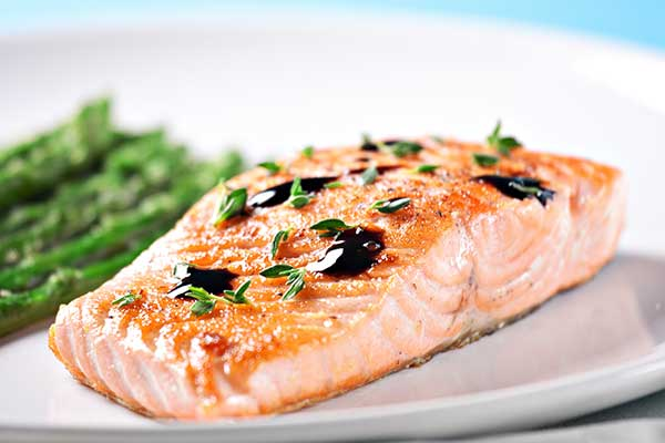 Benefits of Salmon for Cats
